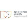 DBU Digital Business University of Applied Sciences Logo