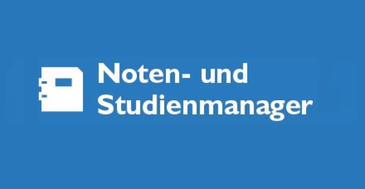 Slide Noten und Studienmanager