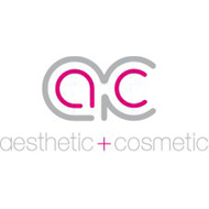 aesthetic + cosmetic marketing GmbH Logo
