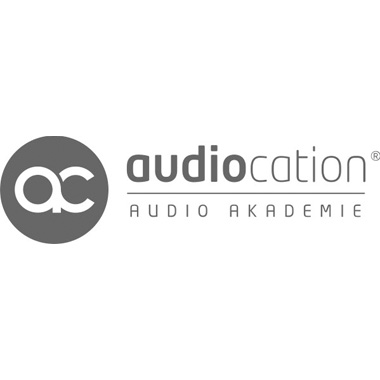 Audiocation Audio Akademie Logo