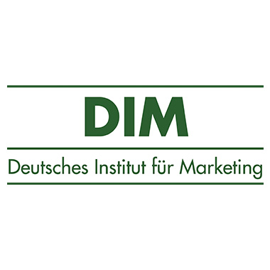 DIM - Deutsches Institut für Marketing Logo