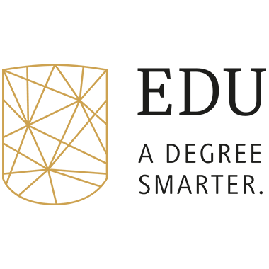 EDU. A degree smarter Logo