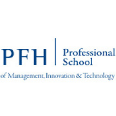 PFH - Professional School of Management, Innovation & Technology Logo