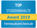 Top Studieninhalte 2019